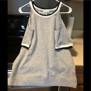 Women's New Gray VS Angel Shirt Size L